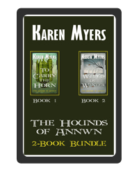 Hounds of Annwn Bundle - 1-2 - EBook Cover - 200x250
