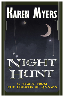 Night Hunt - Full Front Cover - Widget