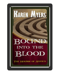 Bound into the Blood - EBook Cover - 200x250