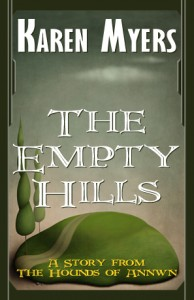 The Empty Hills - Full Front Cover - 297x459