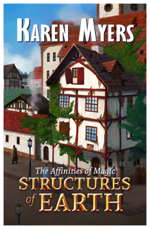 Structures of Earth - Full Front Cover - Widget
