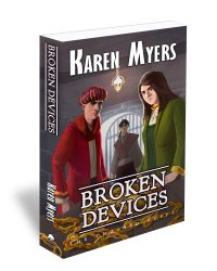 Broken Devices - 3D Cover - 1600x2000