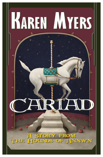 Cariad - Full Front Cover - Widget
