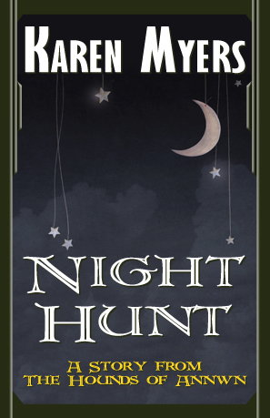 Night Hunt - Full Front Cover - 297x459